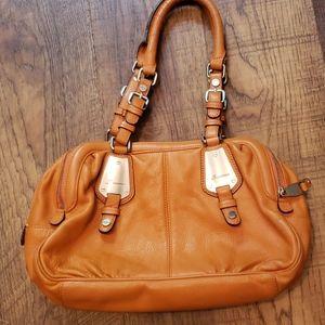 B Makovsky Leather shoulder Bag Purge